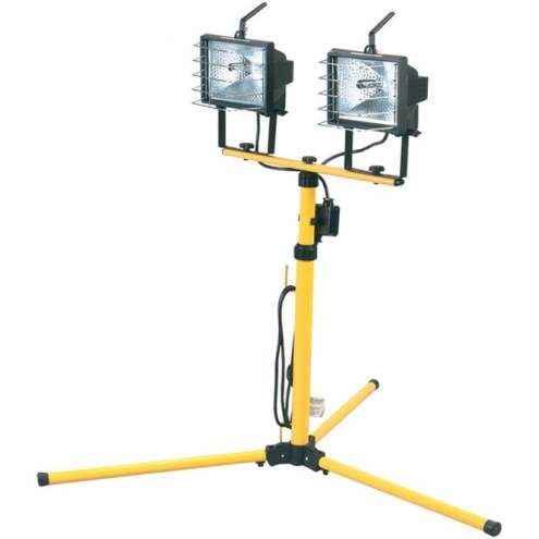 Draper Twin 400W Site Light Clanrye Electrical Supplies Newry