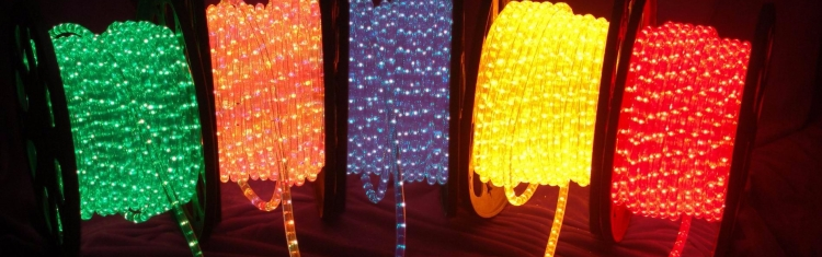 LED Rope Lighting Newry Belfast Supplier Wholesaler Xmas Lights Commercial Clanrye Lighting and Electrical Newry